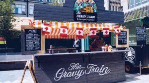 Gravy Train Stand