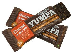 Yumpa cricket bars
