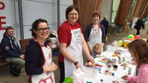 Free Cakes for Kids at Sheffield Food Festival