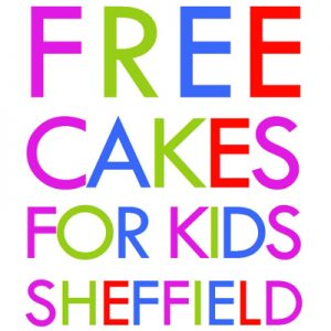 Free Cakes for Kids logo