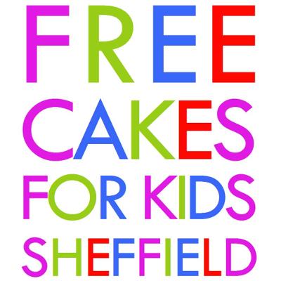 Free Cakes For Kids Sheffield Logo