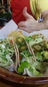 Tacos from the Street Food Chef