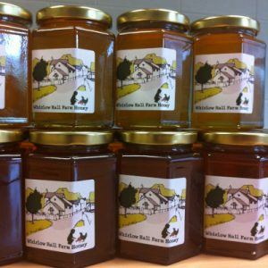 Whirlow Hall Honey
