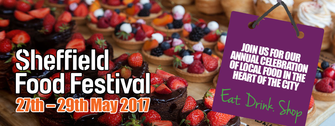 About Sheffield Food Festival