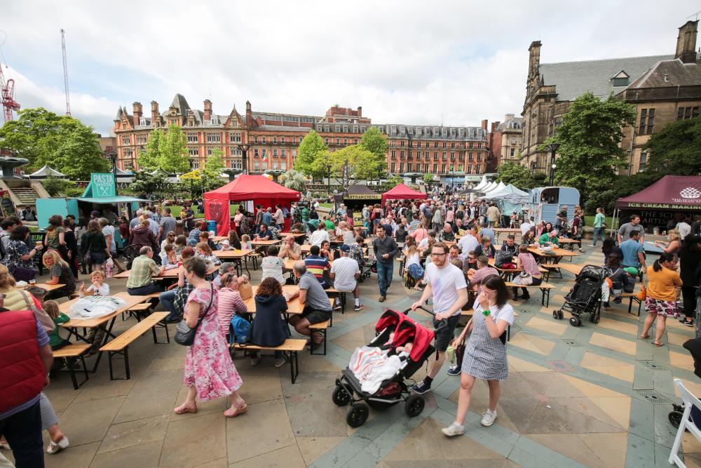 Countdown to Sheffield Food Festival 2018 begins!