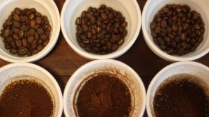 Cupping sessions bookable at Tamper Coffee