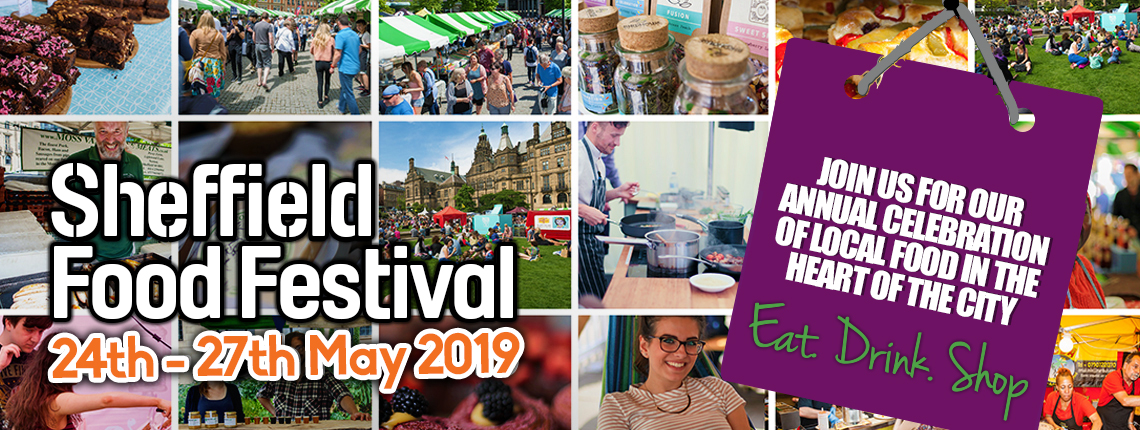 Contact Sheffield Food Festival