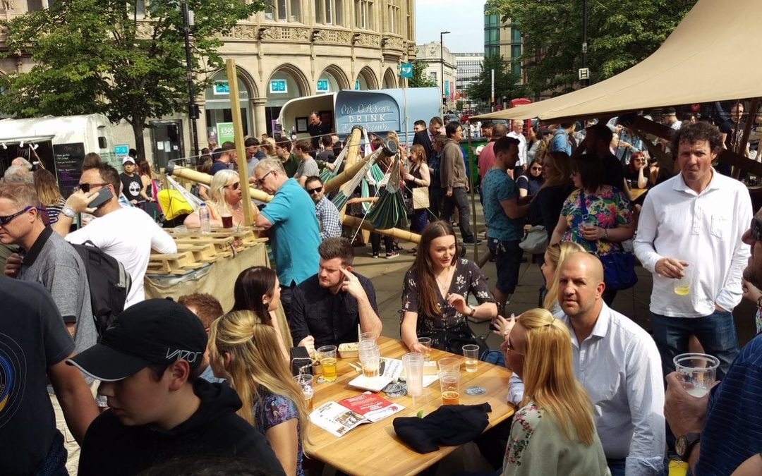 The full low down on Sheffield's newest and brightest brewery